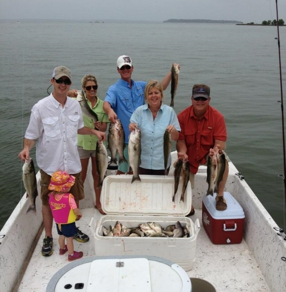 Fishing report photo gallery indian hill peninsula for Lake livingston fishing report